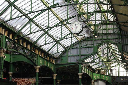 station london clock