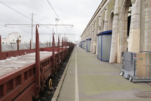 station  sncf  sète