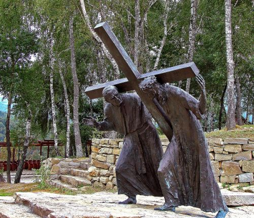 stations of the cross pasierbiec city