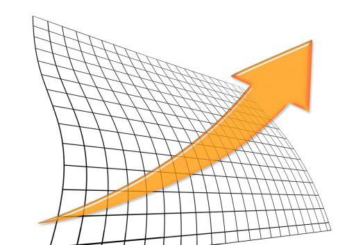statistics chart graphic