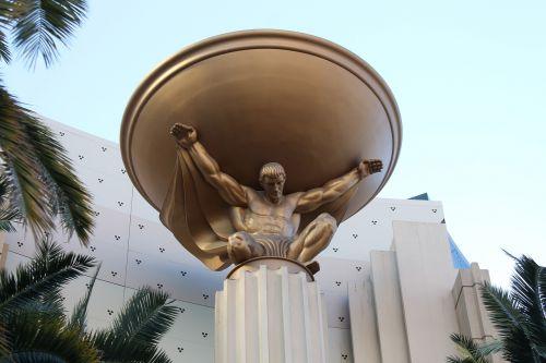 statue bronze street statue
