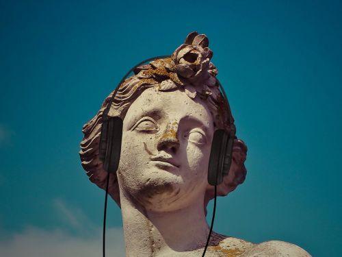 statue music sculpture