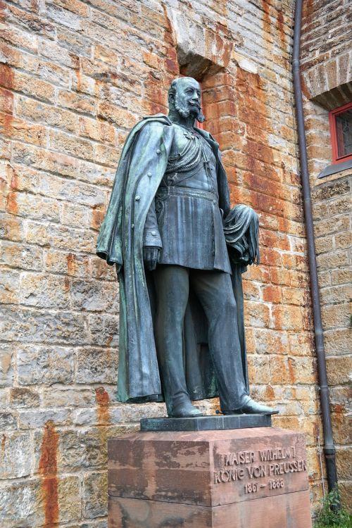 statue hohenzollern bronze statues