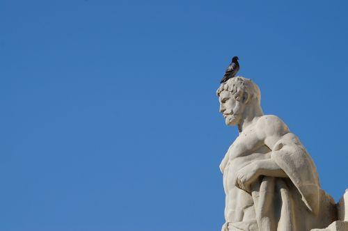 statue picture cadiz
