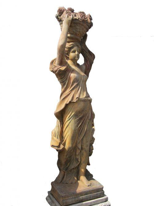 statue garden garden figurines