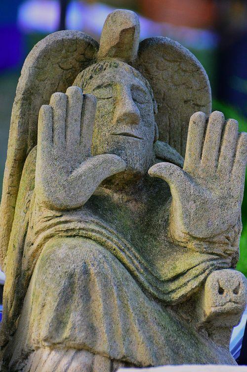 statue stone stone cutting