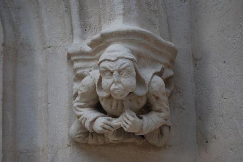 statue architecture sacred