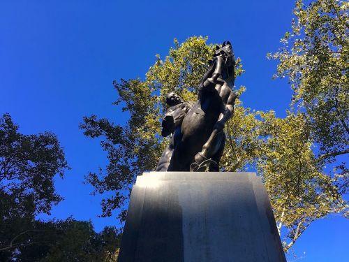 statue park city