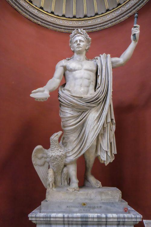 statue sculpture roman