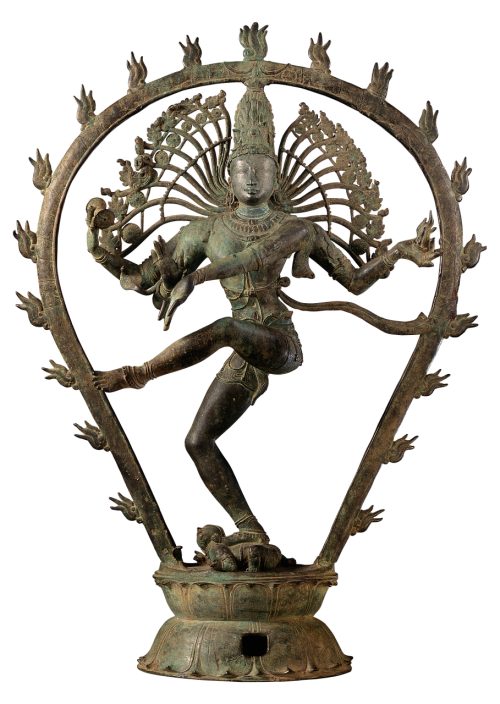 statue bronze goddess