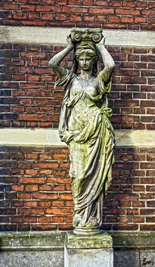 statue sculpture garden statue