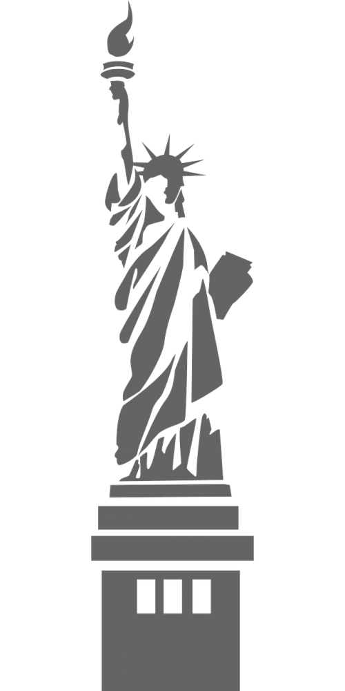 statue,liberty,lady,new,york,monument,manhattan,freedom,america,usa,symbol,independence,torch,island,nyc,river,famous,free vector graphics