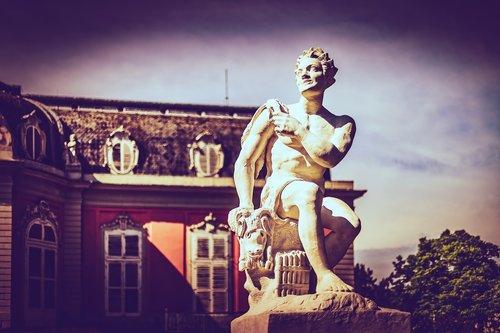 statue  mythology  sculpture