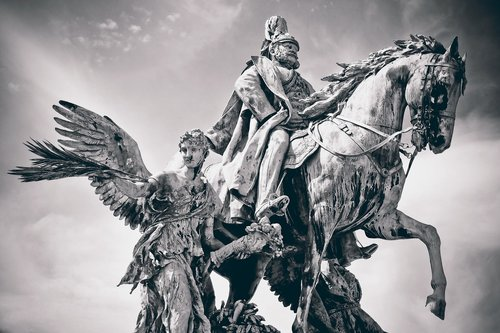 statue  emperor  sculpture