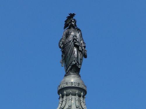 statue usa washington