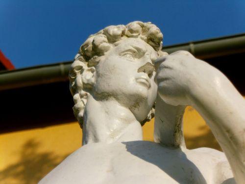 statue garden stone figure