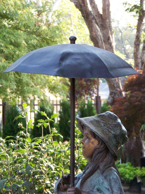 statue garden statue bronze