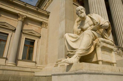 statue herodot sculpture
