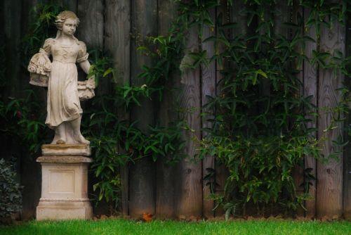 statue garden garden statue