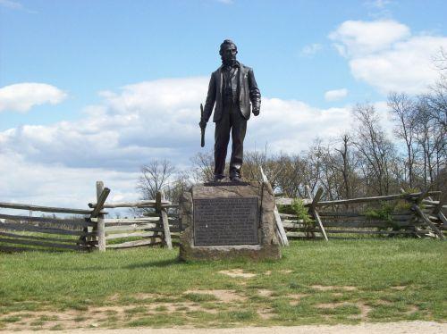 statue civil war civil