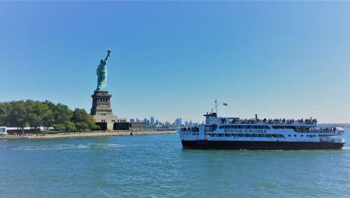 Statue Cruises To Liberty Island