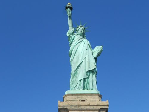 statue of liberty new york usa