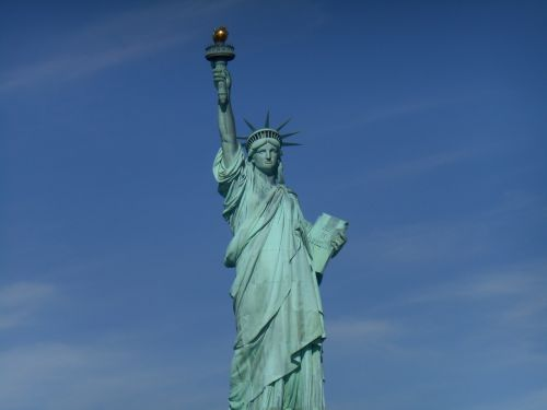 statue of liberty statue history