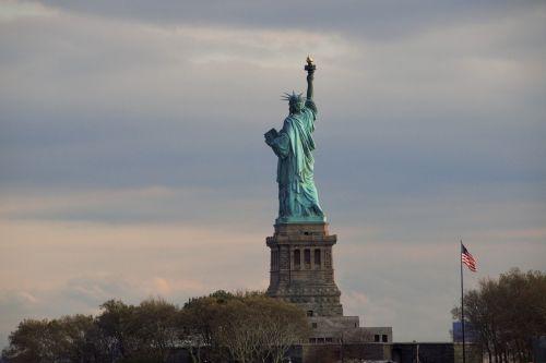 statue of liberty liberty freedom