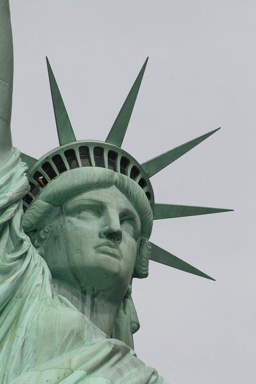 statue of liberty  liberty  new york city