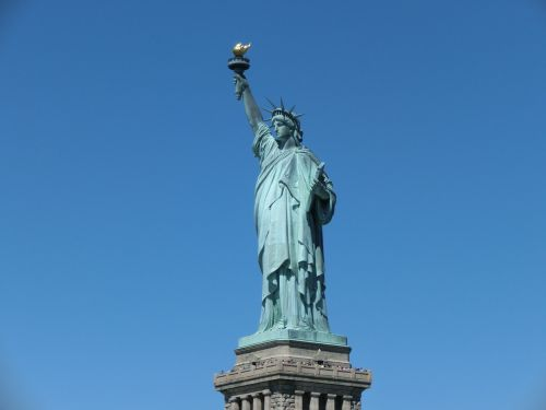 statue of liberty usa new york