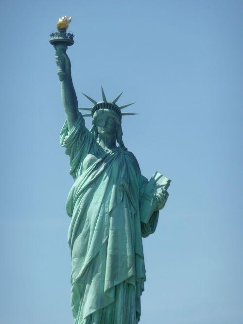 statue of liberty new york america