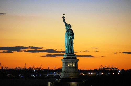 statue of liberty liberty usa