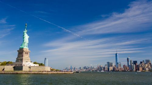 Statue Of Liberty Island