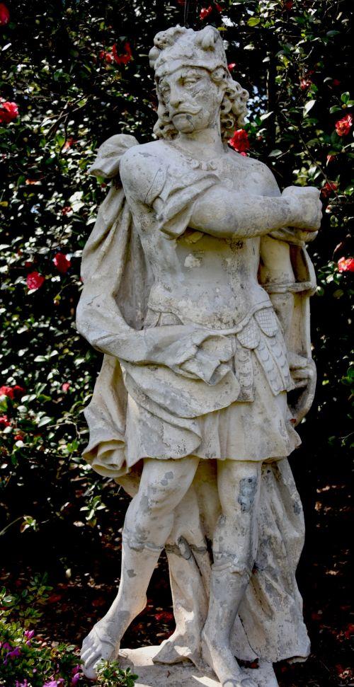 Statue Of Mars 17th Century