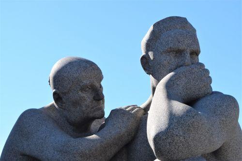 statues sculpture oslo