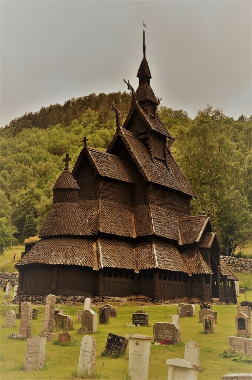 stave church norway church