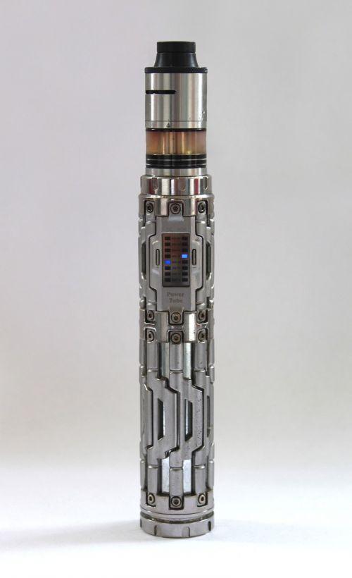 steam metal cigarette
