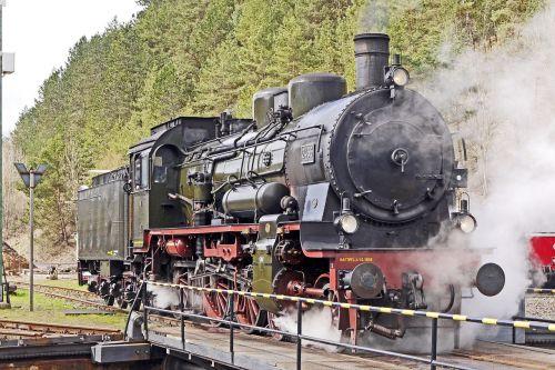 steam locomotive br38 p8