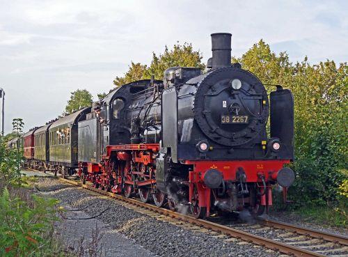 steam locomotive steam train special train