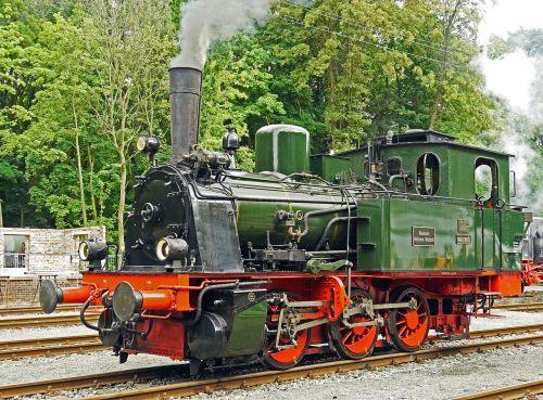 steam locomotive historically museum