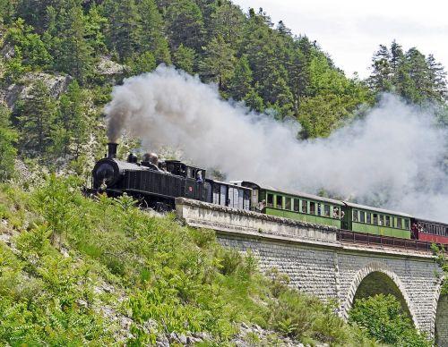 steam locomotive nostalgia ride tourism