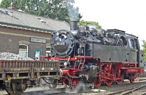 steam locomotive tank locomotive baureihe 64