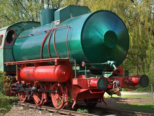 steam locomotive locomotive railway
