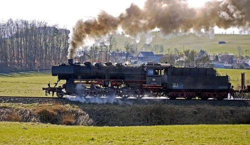 steam locomotive mountain ride effort