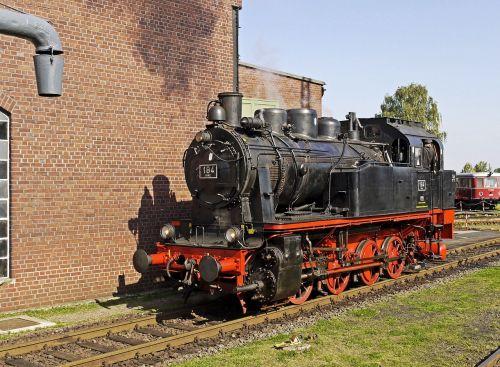 steam locomotive museum locomotive shed