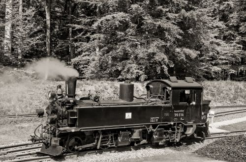steam locomotive historically locomotive