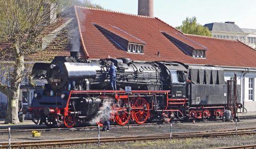 steam locomotive dr guest loco