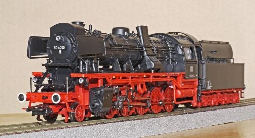 steam locomotive model scale h0