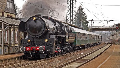 steam locomotive special crossing plan steam