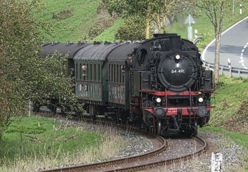 steam locomotive tank locomotive museum railway